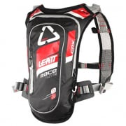 Leatt GPX Race HF 2.0 Hydration Backpack - Red Black