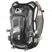 Leatt GPX Trail Waterproof 2.0 Hydration Backpack - Black Grey