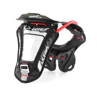 Leatt Ultra 750 HF Hydration Pack - Black White