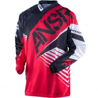 2016 Answer Syncron Jersey - Red Black White
