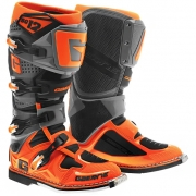 Gaerne SG12 Motocross Boots - Orange Black