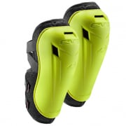 EVS Option Kids Elbow Pad Hi Viz Yellow
