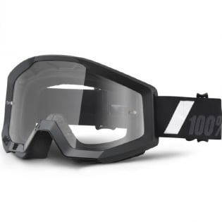 100% Strata Kids Goggles - Goliath Clear Lens