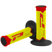 ProGrip 788 Triple Density Grips - Ltd Red Yellow
