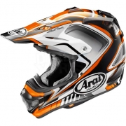 Arai MXV Motocross Helmet - Speedy Orange