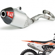Yoshimura RS4 Stainless System - KTM SXF 450 2016-Current