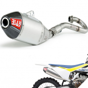 Yoshimura RS4 Stainless System - Husqvarna FC 450 2016-Current