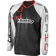 Hebo Tech 10 Trials Jersey - Red