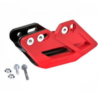 Polisport Honda Performance Chain Guide - Red