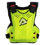 Acerbis Impact MX Chest Protector - Fluo Yellow