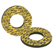 Renthal Grip Donuts - Black Yellow