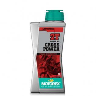 Motorex Cross Power 2T Oil - 1 Litre