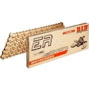 DID ERT2 Series Racing Chain - Gold Black