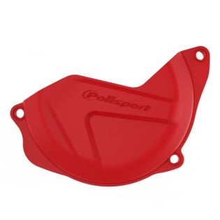 Polisport Honda Clutch Cover Protector - Red
