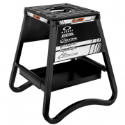CiSport Alloy ID Box Bike Stand with Tray - Black