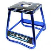 Apico Static Box Alloy Bike Stand - Blue