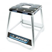 Apico Static Box Alloy Bike Stand - Silver