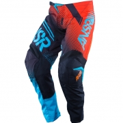 2017 Answer Syncron Pants - Black Orange Blue