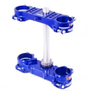 XTrig ROCS Tech Triple Clamp Set Kawasaki - Blue