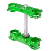 XTrig ROCS Tech Triple Clamp Set Kawasaki - Green