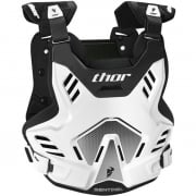 Thor Sentinel GP Body Armour - White