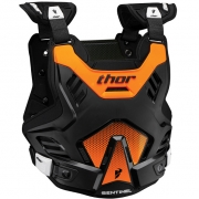 Thor Sentinel GP Body Armour - Black Orange