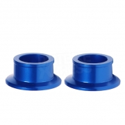 RFX Pro Series Wheel Spacers - Rear Yamaha Blue