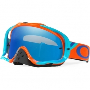Oakley Crowbar Goggles - Heritage Orange Black Ice