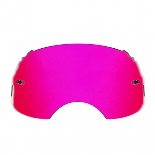 Genuine Dirtbikexpress Oakley Airbrake Lens - Pink Mirror