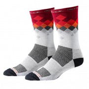 Troy Lee Designs Performance Crew Socks - Astro Red