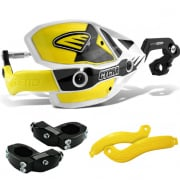 Cycra Ultra ProBend CRM Handguards - Yellow