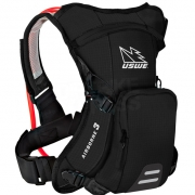 USWE Airborne 3 Hydration 3 Litre Backpack - Carbon Black