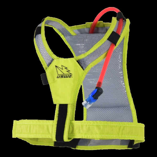 Uswe Airborne 3 Hydration 3 Litre Backpack Crazy Yellow