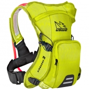 USWE Airborne 3 Hydration 3 Litre Backpack - Crazy Yellow