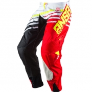 2017 Answer Alpha Pants - White Red Black
