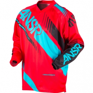 2017 Answer Syncron Jersey - Red Teal