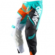2017 Answer Elite Pants - Teal Orange