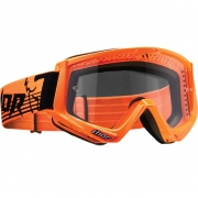 Thor Conquer Goggles - Flo Orange Black