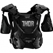 Thor Guardian Body Protection - Black Silver