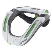 EVS R4K Koroyd Race Collar - White Green