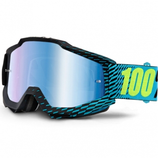 100% Accuri Goggles - R-Core Mirror Lens