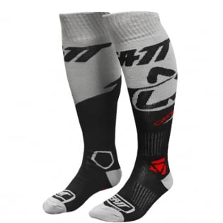Leatt GPX Kids Motocross Socks - Black