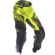 2017 Fly Racing Lite Hydrogen Pants - Lime Black White