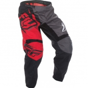 2017 Fly Racing F16 Pants - Red Black