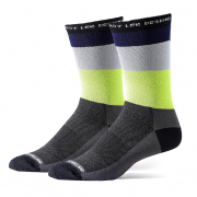 Troy Lee Designs Performance Crew Socks - Horizon Blue