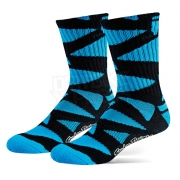 Troy Lee Designs Edge Crew Socks - Turquoise Black