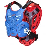 Alpinestars A1 Chest Protector - MX of Nations Blue Red White