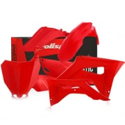 Polisport Honda Plastic Kit - Red