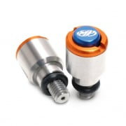 Motion Pro WP Micro Pro Fork Bleeder Screws - Orange