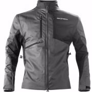 Acerbis Enduro One Jacket - Black Grey